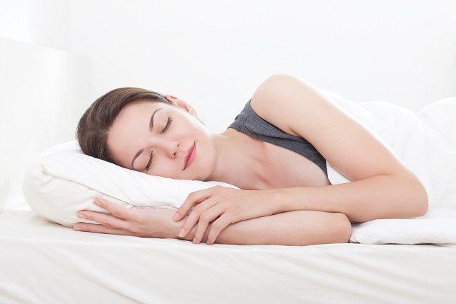 Necesitas por lo menos unas 7 horas de sueño profundo