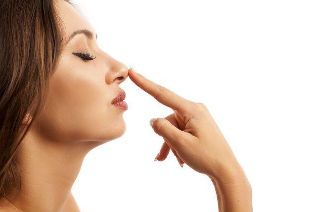 Una nariz fría también podría ser un signo de trabajar demasiado