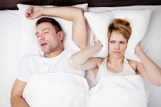 Más de la mitad de las personas con apnea obstructiva del sueño tienen sobrepeso o son obesas
