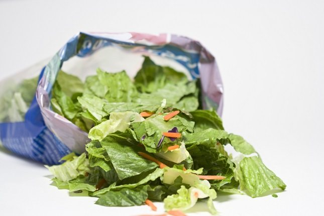 Las ensaladas que sueles tomar envasadas tienen un proceso de elaboración que es importante saber antes de consumirlas