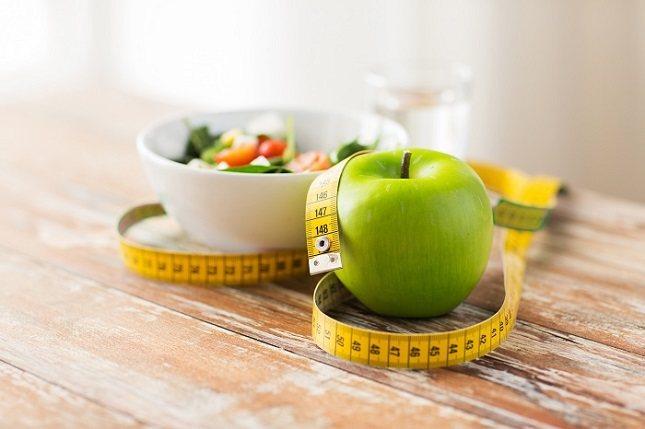 La dieta de la manzana es un ejercicio que requiere mucho sacrificio