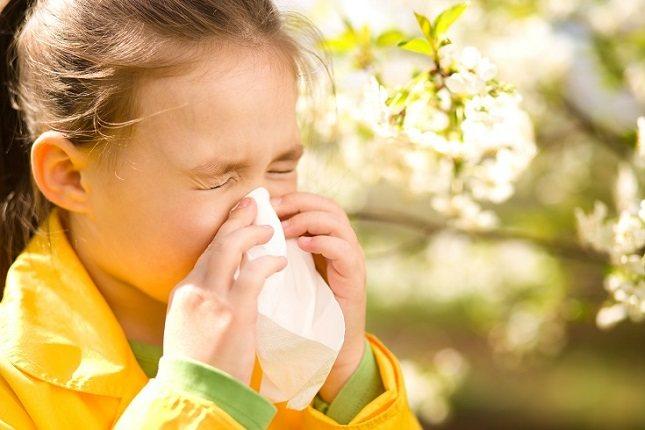 La genética es también un factor importante en la aparición de alergias