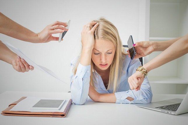 El tema del estrés a largo plazo es algo bastante serio