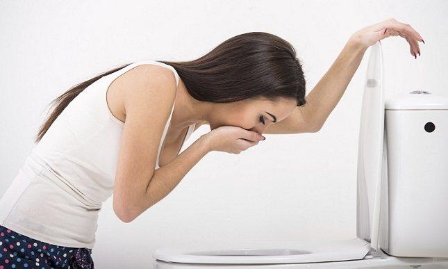 Determinados síntomas no aparecen justo en el momento posterior a la intoxicación