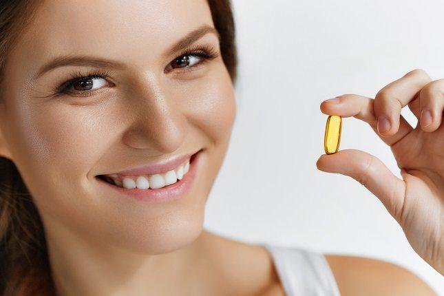 Las personas con deficiencia de vitamina D suelen tomar suplementos