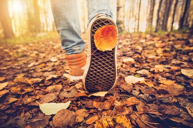 Poder andar a tu propio ritmo sin tener que seguir el paso de otra persona te aportará paz