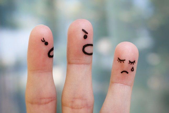 Las relaciones donde hay conflictos pero las personas 'nunca se pelean', son tan malas como parecen