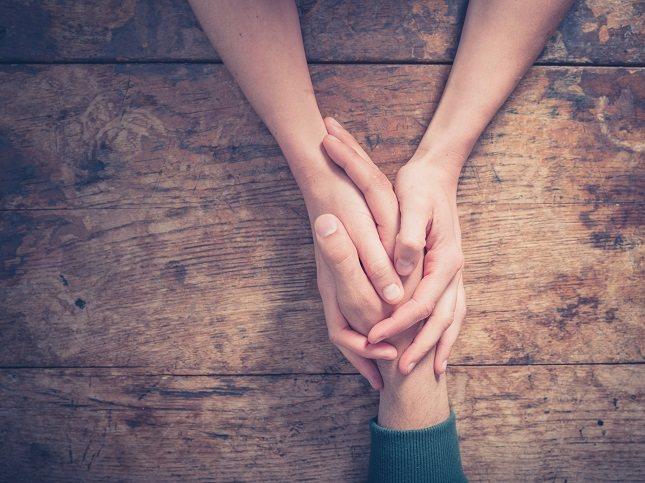 Las personas que están en matrimonios que mejoran, también lo hace su salud