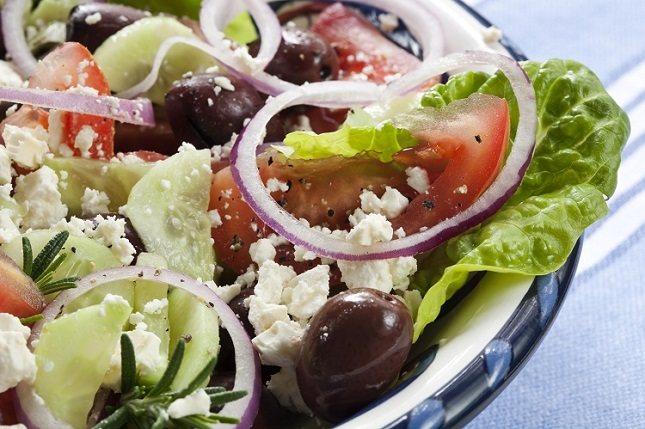 La comida menos saludable está bien para tomar de vez en cuando