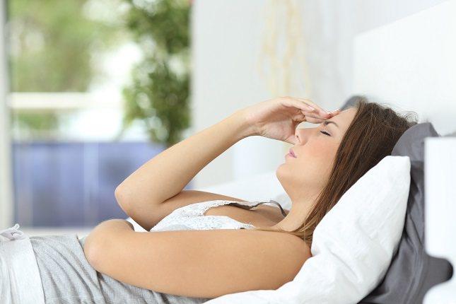 En realidad no todas las mujeres sienten un dolor tan intenso como para no poder ir a trabajar