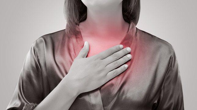 Las personas con una hernia hiatal son más propensas a desarrollar laenfermedad de reflujo gastroesofágico