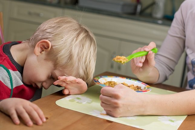 Para que los niños tengan una buena salud alimenticia se deberán evitar las luchas de poder
