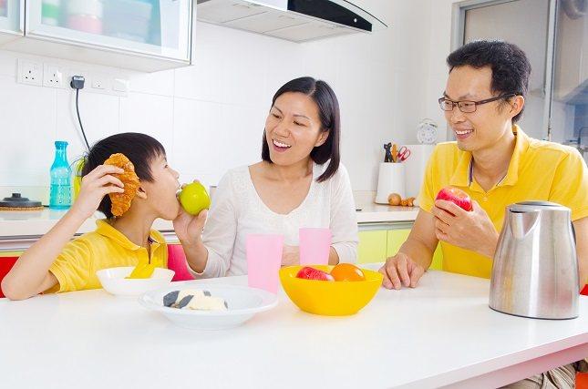 La alimentación saludable es fundamental para tener buena salud