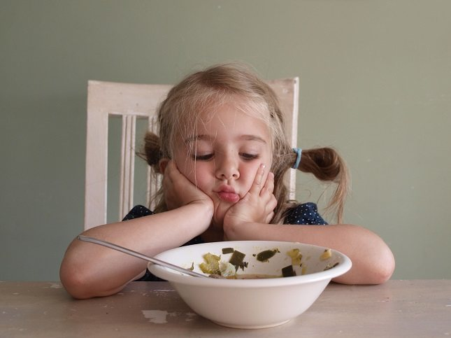 Existen comportamientos que se aprenden para evitar comer