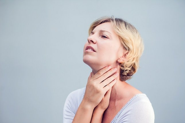 Los dolores y molestias en la garganta suelen ser muy incómodos