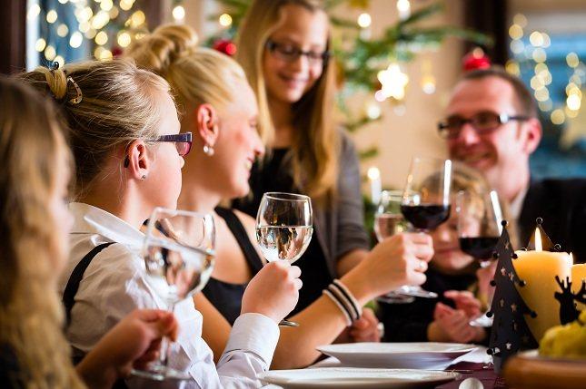 Estamos acostumbrados a que las tradiciones en Navidad sean poco saludables