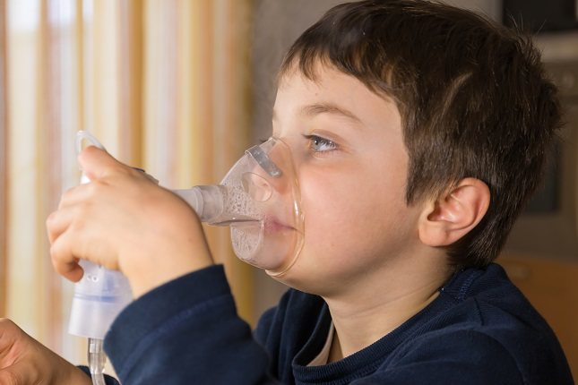 Si el niño tiene ataques de asma no hace falta realizar ningún tipo de prueba