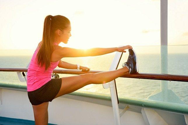 Tus pies se hinchan cuando corres