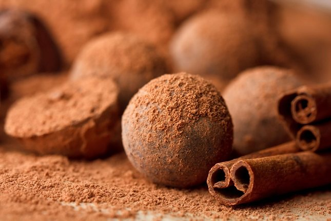 El chocolate está en todas partes en el Día de San Valentín