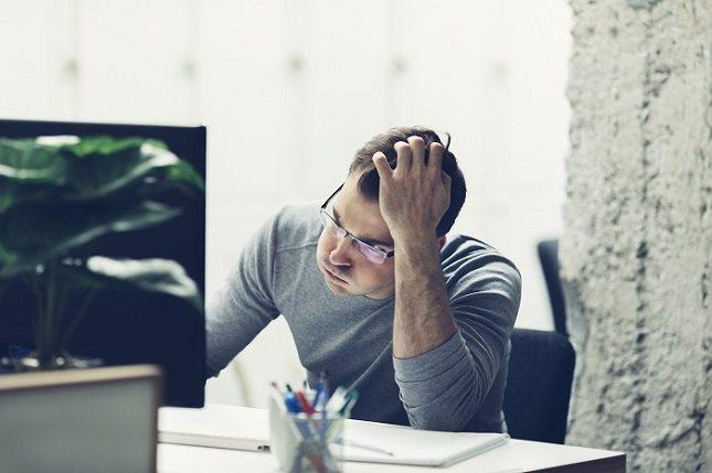 La ansiedad actúa como una señal para el ego de que las cosas no van como deberían