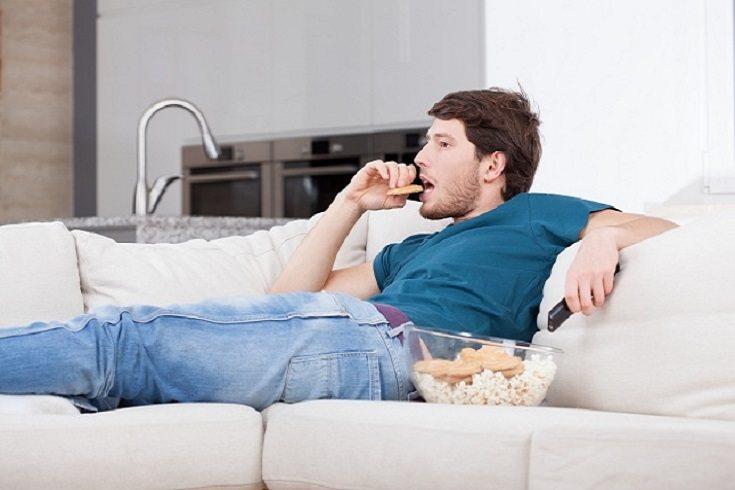 Un estilo de vida sedentario puede llevar a una atrofia muscular por desuso