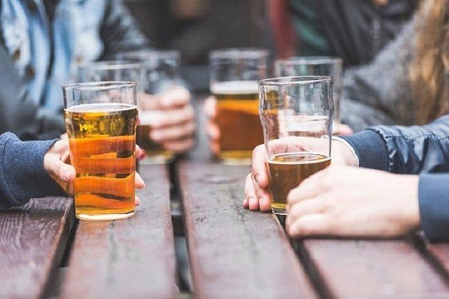 Mantén un diario de bebidas durante una semana