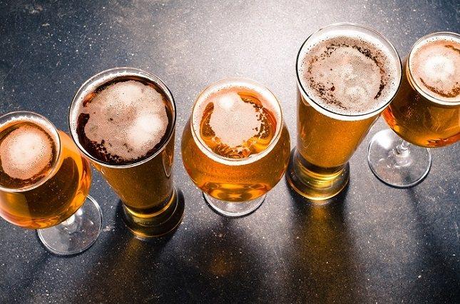 Compra solo la cantidad de bebida alcohólica que sea saludable tomar