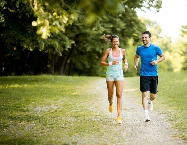 El ejercicio también envía la sangre a los tejidos