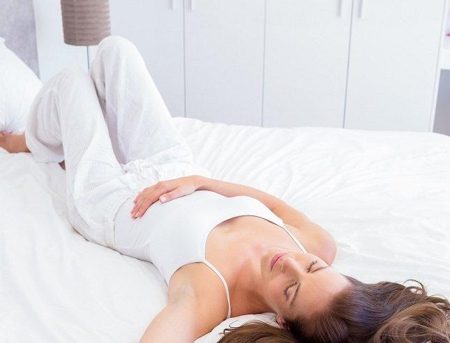 Cuando descansas, es hora de permitir que tu cuerpo se relaje