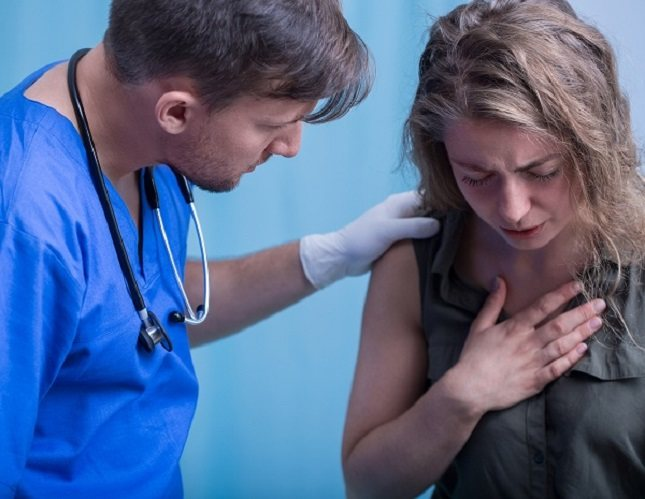 No existe un tratamiento específico para el síndrome del corazón roto