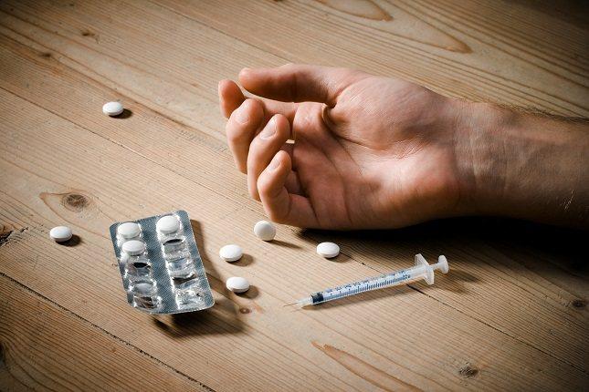 A veces, las personas toman una sobredosis por descuido