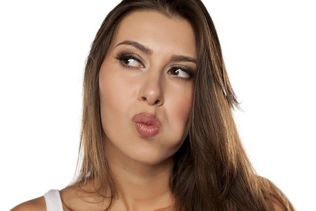 En la mayoría de los casos el tener la boca no va a suponer grandes problemas a la persona que lo sufre