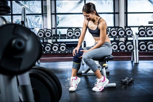 Saltarte un entrenamiento para dejar que tu cuerpo se cure de una lesión puede ser frustrante