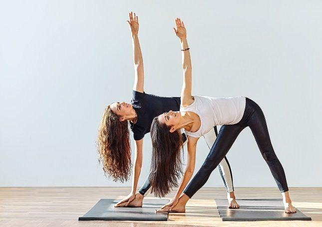 Para muchos el yoga es una práctica complementaria a otros ejercicios más aeróbicos o de fuerza