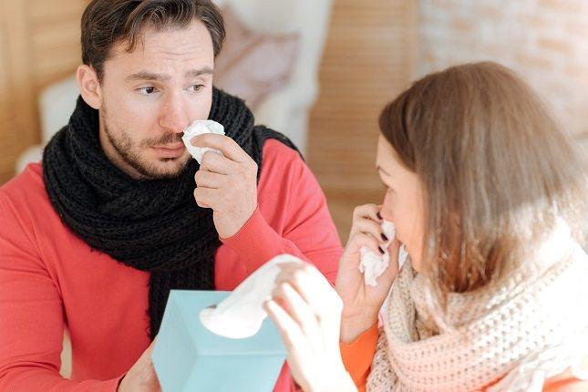 Cuando tenemos gripe, lo primero que nos tiene que preocupar es curarla