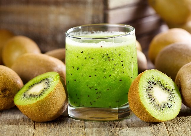 Junto al melocotón, el kiwi es la fruta más alérgica que hay