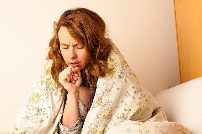 La tos de manera ocasional no es nada alarmante