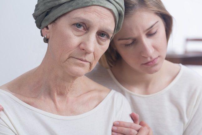 Hasta el 70% de las personas experimentan dificultad para respirar cuando se acerca la muerte