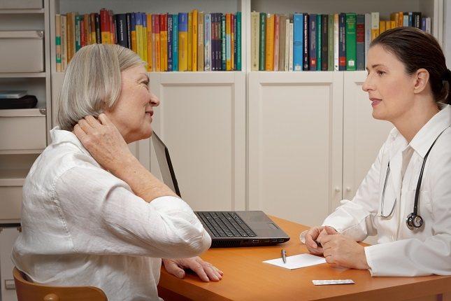 El insomnio y otros problemas de sueño son comunes en los pacientes con fibromialgia