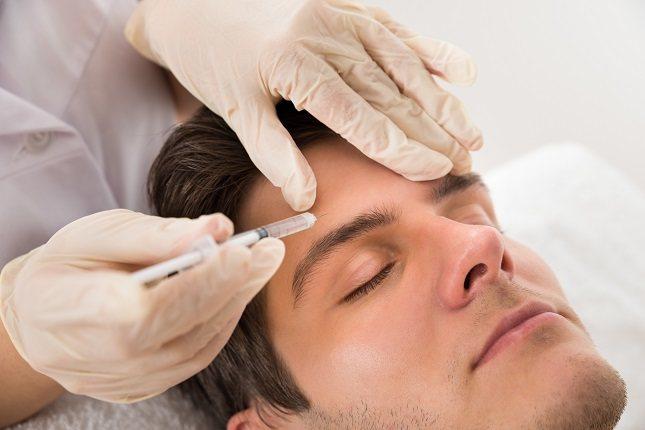 El Botox puede producir efectos secundarios