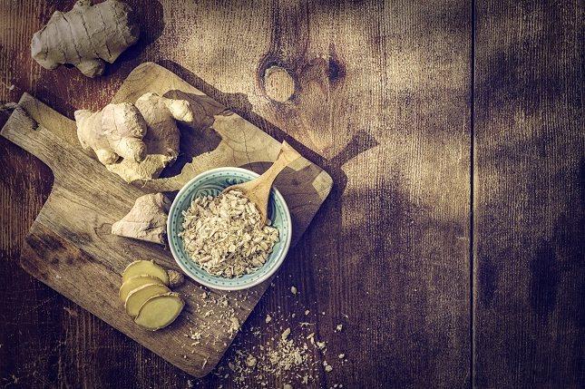 El jengibre es una planta de la familia de las zingiberáceas, es utiliza a veces para el tratamiento de la artritis