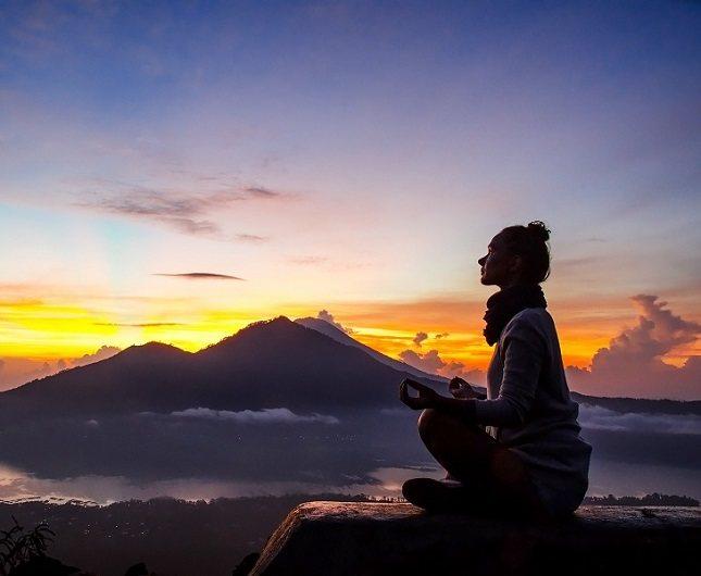 No es necesario que estés horas y horas meditando