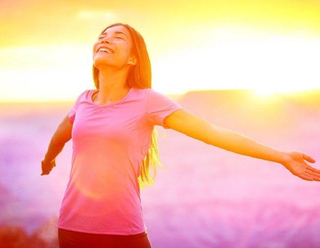 Se puede ser feliz en la salud y en la enfermedad