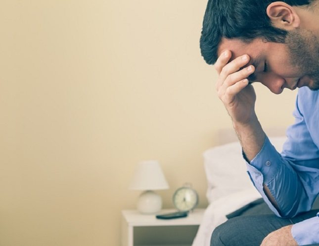 Ser incapaz de perdonar puede llevar al estrés