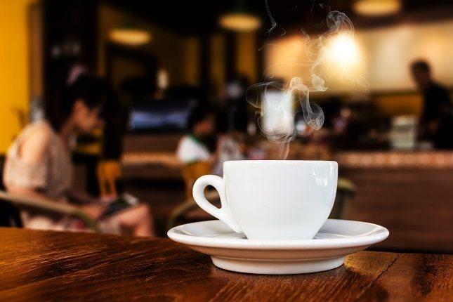 La cafeína estimula tu sistema nervioso