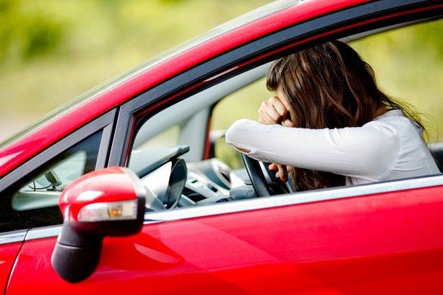 Ciertas técnicas de manejo del estrés, como la distracción, no deben usarse durante la conducción