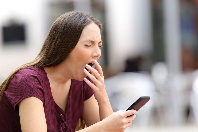 El bostezo es un proceso involuntario del cuerpo