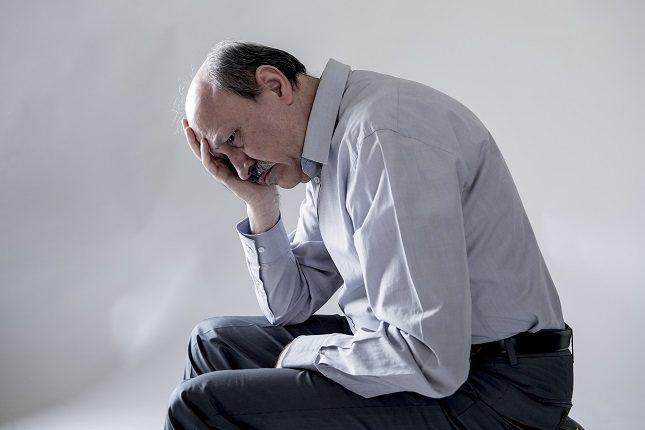 La aflicción desgasta mucha energía física y emocional