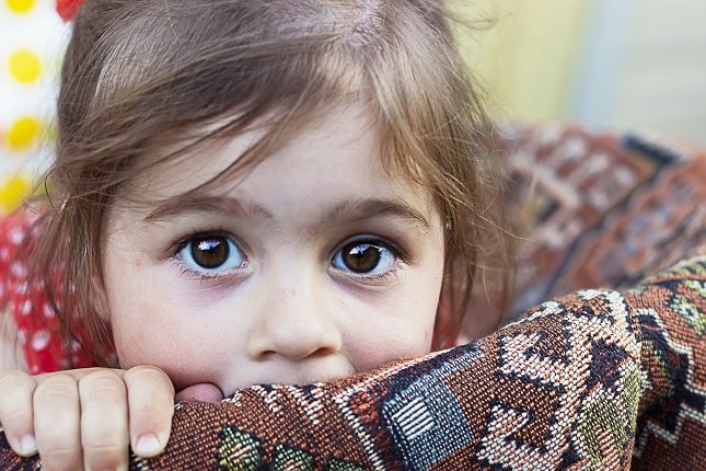 Los niños de todas las razas son susceptibles a los trastornos de tic