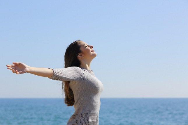 Puedes experimentar tos al practicar ejercicios de respiración